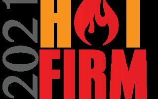 Hot Firm 2021 logo